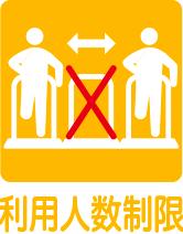 利用人数制限